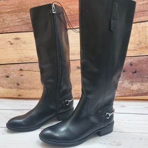 Sam & Libby Riding Boots NEW Never Worn Sz 6